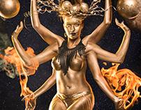 Golden Goddess: Aurora