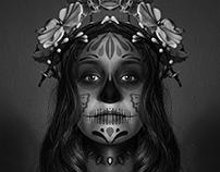 CATRINAS día de muertos México 2015