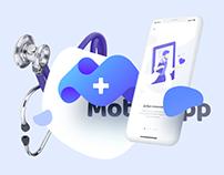 MobiApp Brand identity