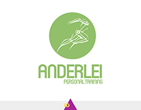 Anderlei Personal Training (Identidade Visual)