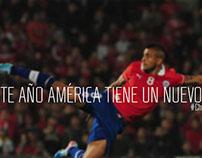 #ChileEsPasión/Copa América.