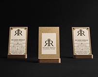Elegant Craft Business Card