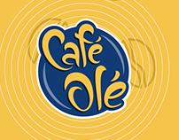 Café Olé / Illustration/ Motion Graphics