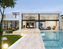 Modern and Luxurious Residence in USA