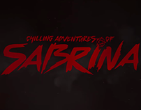 CHILLING ADVENTURES OF SABRINA - Happy Birthday