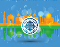 Republic Day Email design from BrandMojo , Bangaluru