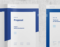 Blue Proposal