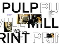 Pulp Mill Print