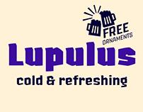 Lupulus Typefamily
