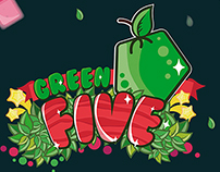 Green Apple Mobile Game
