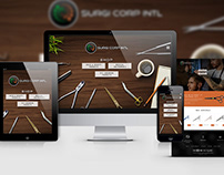Web Design & Development - Surgi Corp Intl
