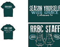 RRBC Staff Shirts 2015
