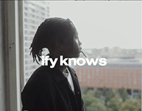 Ify Knows - Safe (Visualizer)