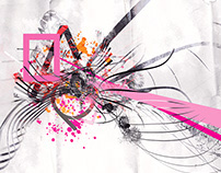 Various Abstract Digital Art (2004-2010)