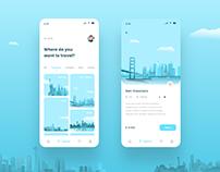 UI/UX Travel App 2020 Trends