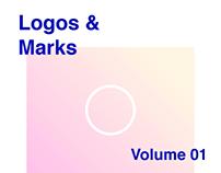 Logos & Marks, Volume 01
