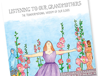 Cover Illustration for Listening to Our Grandmothers
