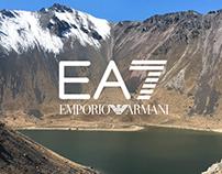 EA7 Emporio Armani Mexico Launch Campaign