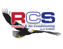 RCS Heating & Air Conditioning Logo Update