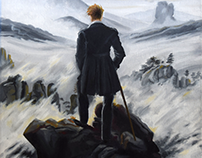 Master Copy:Casper David Friedrich
