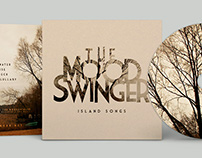 THE MOODSWINGER | Logo & Album concept