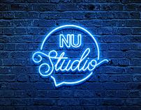 Identidade visual e materiais online - Nu Studio