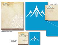 Swiss Alps Bakery - Branding Identity