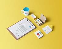 Mister Bumbles Interactive — Identity
