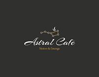Astral Café Branding