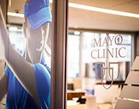 Experiential Marketing // Mayo Clinic Sports Medicine