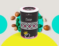 Queen Salep Packaging