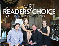 Readers Choice Awards-Midland Reporter Telegram