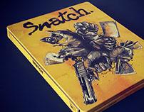 Snatch Blu-Ray DVD Steelcase Art