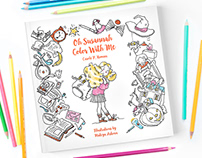 Oh Susannah coloring book