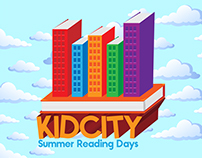 KidCity Summer Book Reading