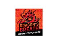Dragon's Breath Japanese seven-spice