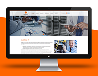 Global It - Design & développement website