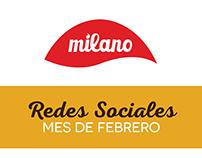 MILANO REDES SOCIALES