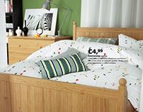 Ikea scene: Octane Render