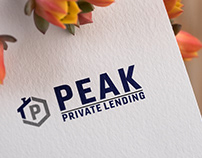 Private Lending Logo Design.