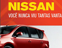 NISSAN JOURNAL ADS