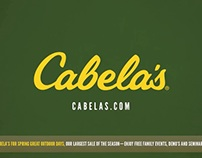 Cabelas time to tackle the box