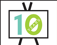 Logo | Fine Arts Festival 10th Year Anniversary