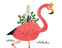 Chilean Calendar of Endangered Birds 2016