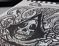 Doodle Assasins Creed - Wilmai