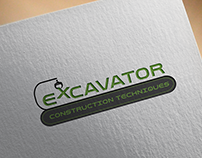 logo for excavator