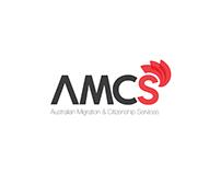 Branding - Ref: AMCS's New Logo
