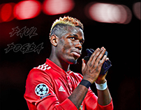 Paul Pogba / Manchester United