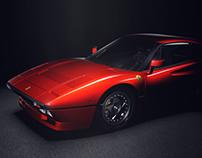 Ferrari 288 GTO_CGI