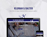 Kluman & Balter - Website Redesign